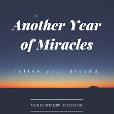 Another Year of Miracles – Michael's Year Of Miracles