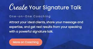 Image result for Grow Your Business Through Signature Talks